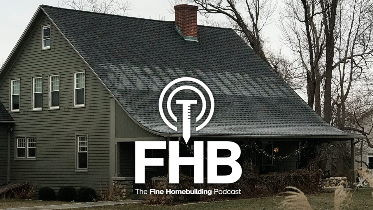 Podcast 211: Attic Insulation, EV Work Truck Conversions, and Wonky Can Lights