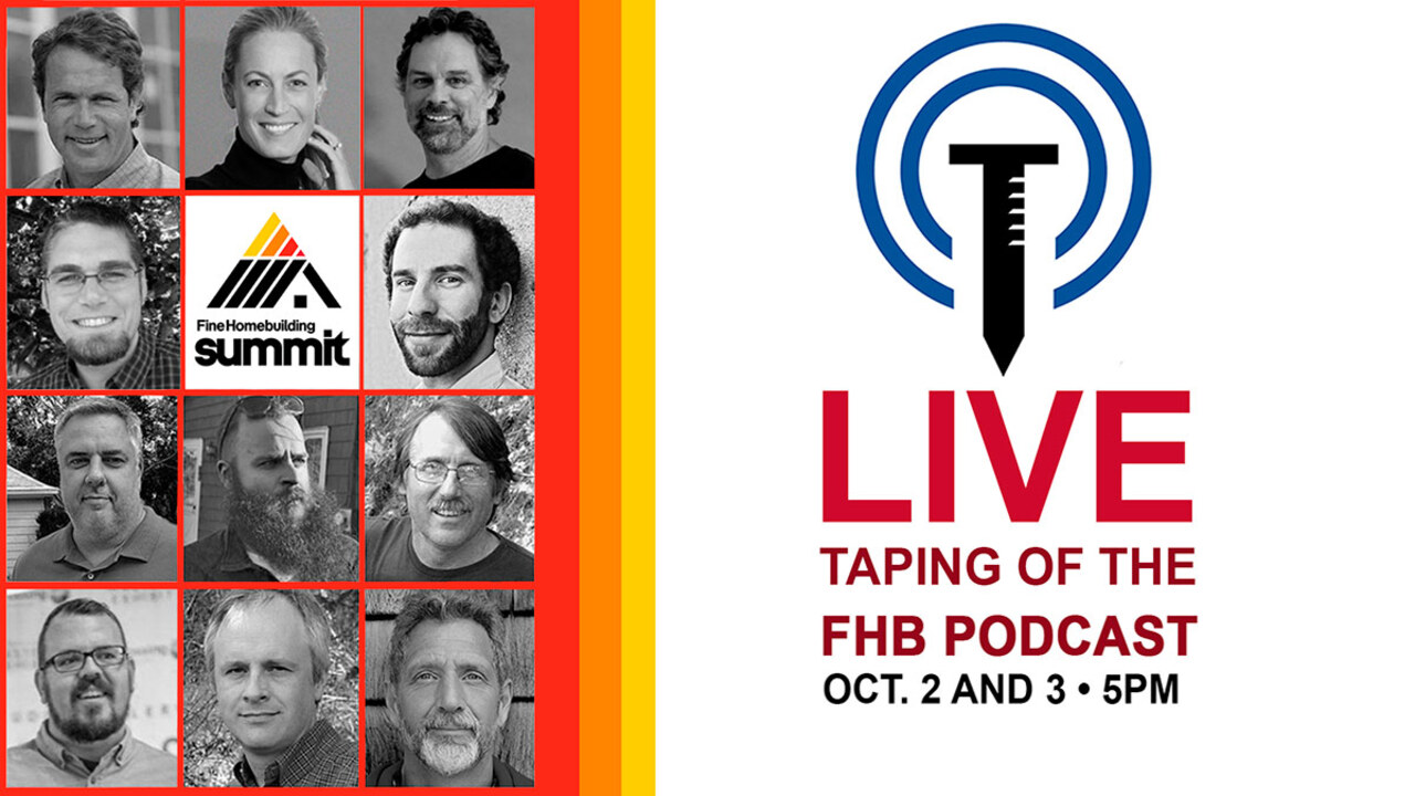 Podcast 202: LIVE From the 2019 FHB Summit in Southbridge, Mass., Day 1