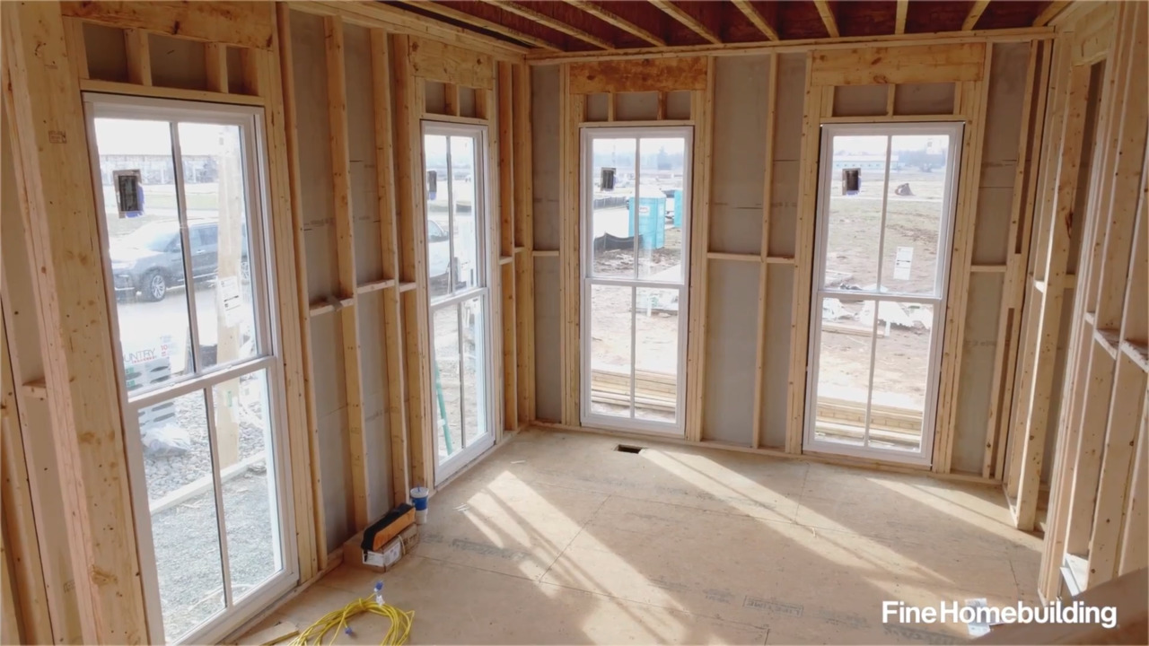 FHB House Video: Traditional Architectural Details in a Modern, Energy-Efficient Package