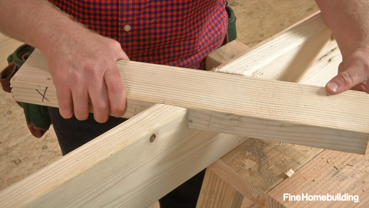 How to Cut a Notch with a Circular Saw