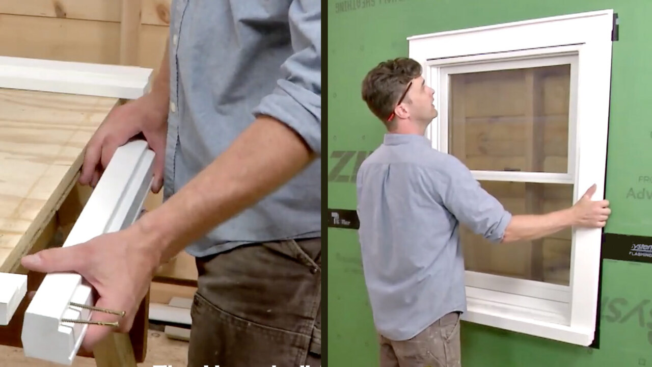 How To Install Exterior Window Trim Fine Homebuilding