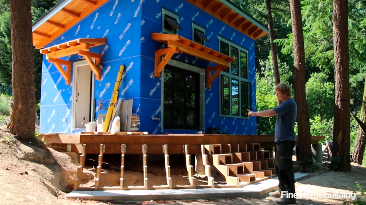 Fine Homebuilding cover image