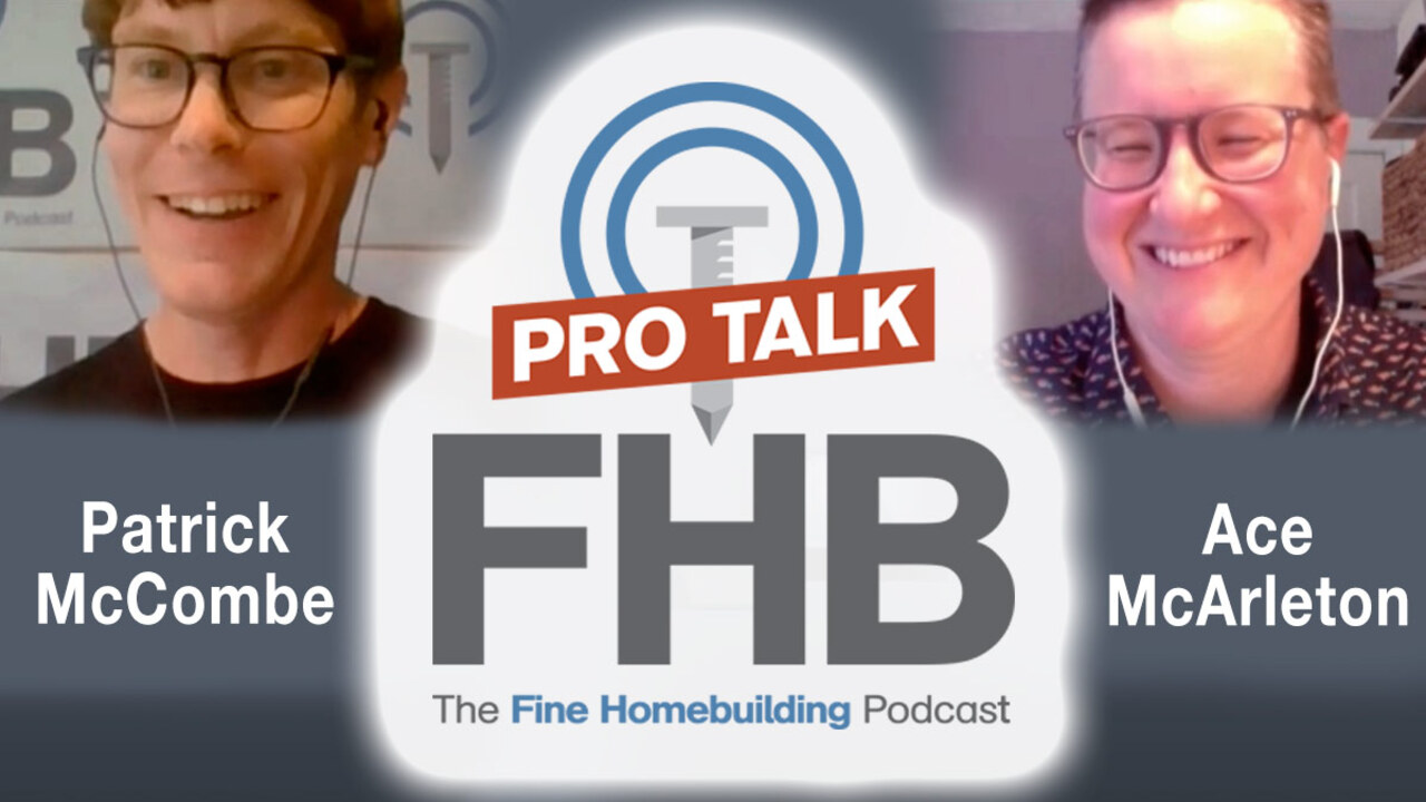 Podcast 268: PRO TALK With Ace McArleton