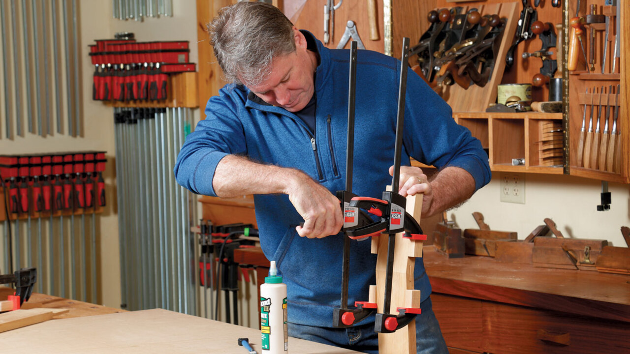 Video: Angled Joinery Made Simple