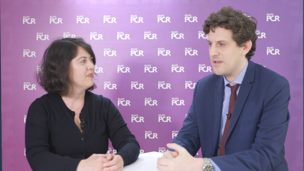 Conference Catch-up With Davide Capodanno at EuroPCR 2019