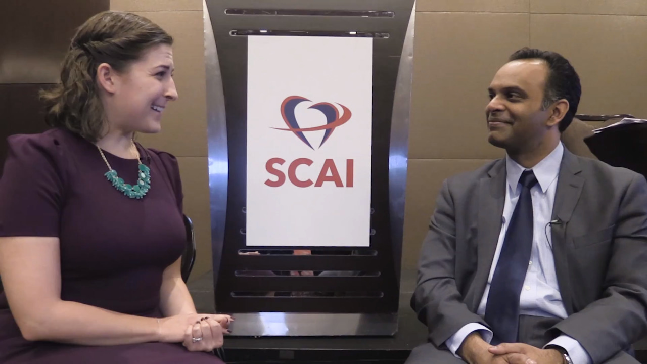 SCAI 2019 Conference Catch-up With Yael L. Maxwell