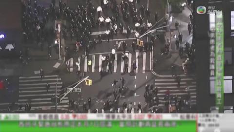 美國示威新聞追蹤-US Protests News