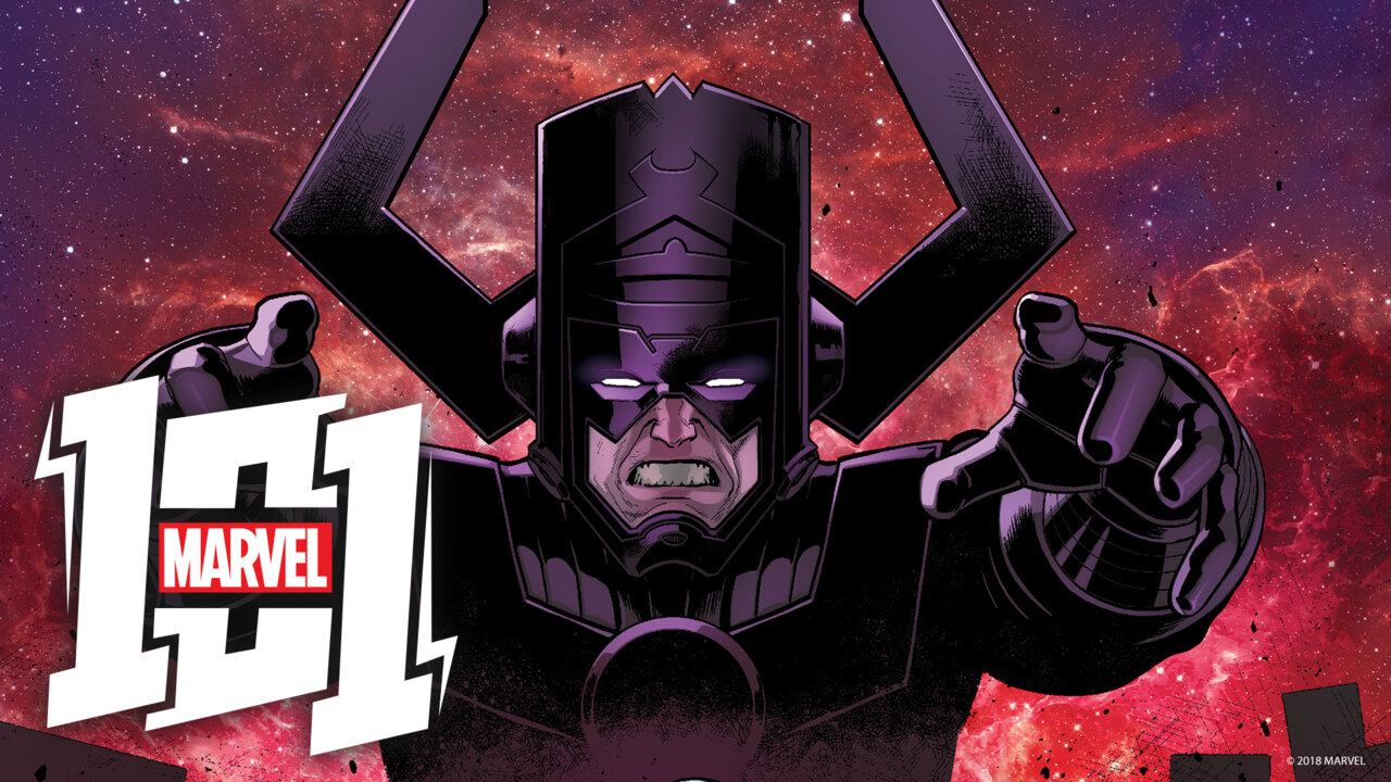 Galactus In Marvel History