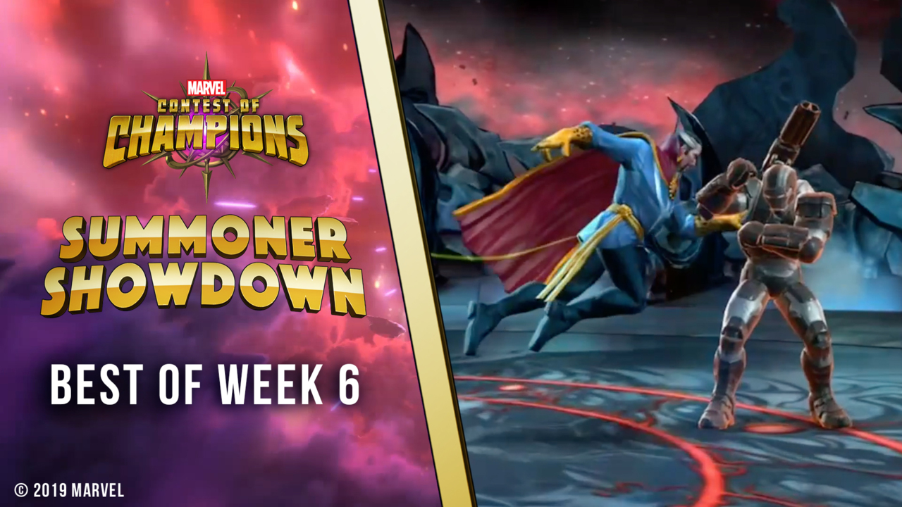 Marvel Contest of Champions: Summoner Showdown | Best of