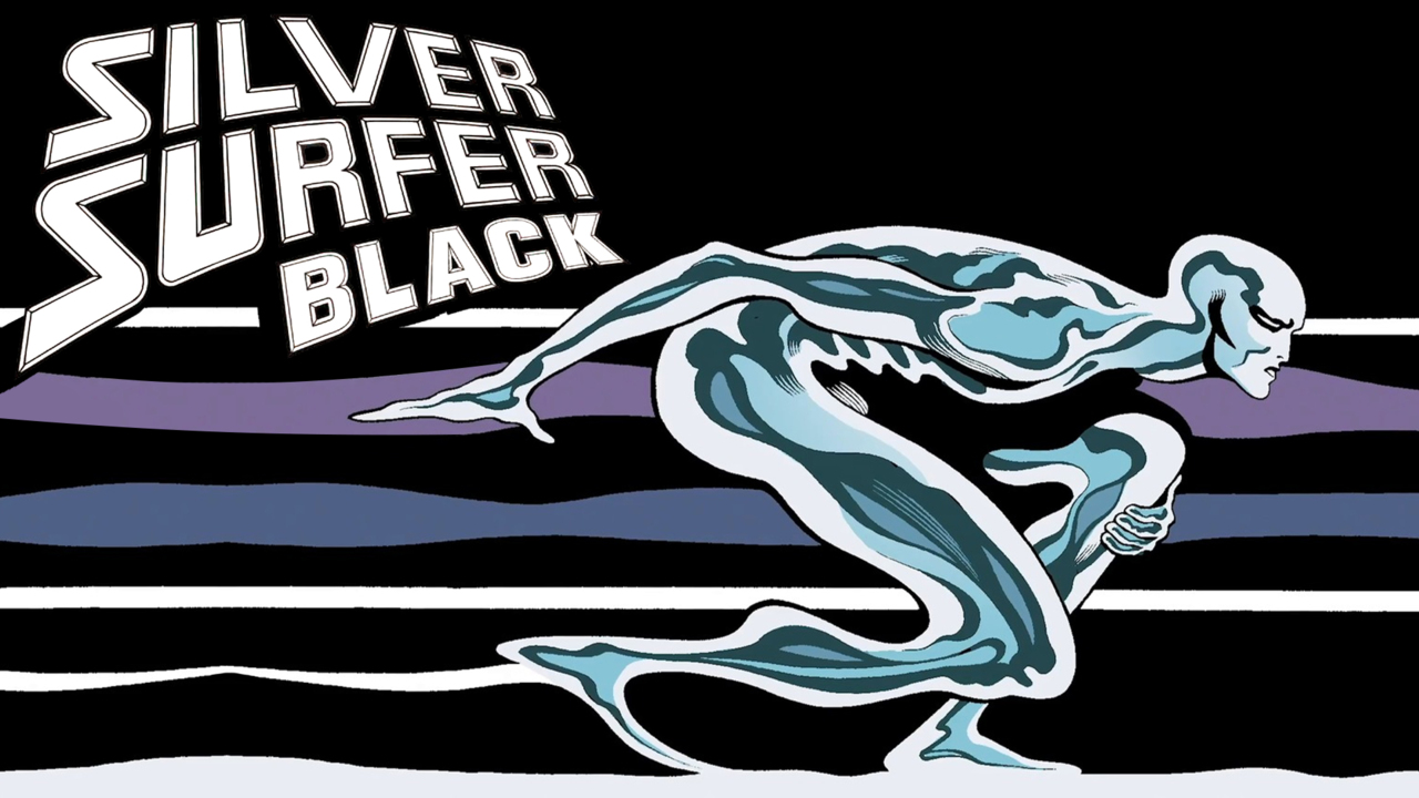 SILVER SURFER: BLACK Trailer | Marvel Comics | Trailers & Extras