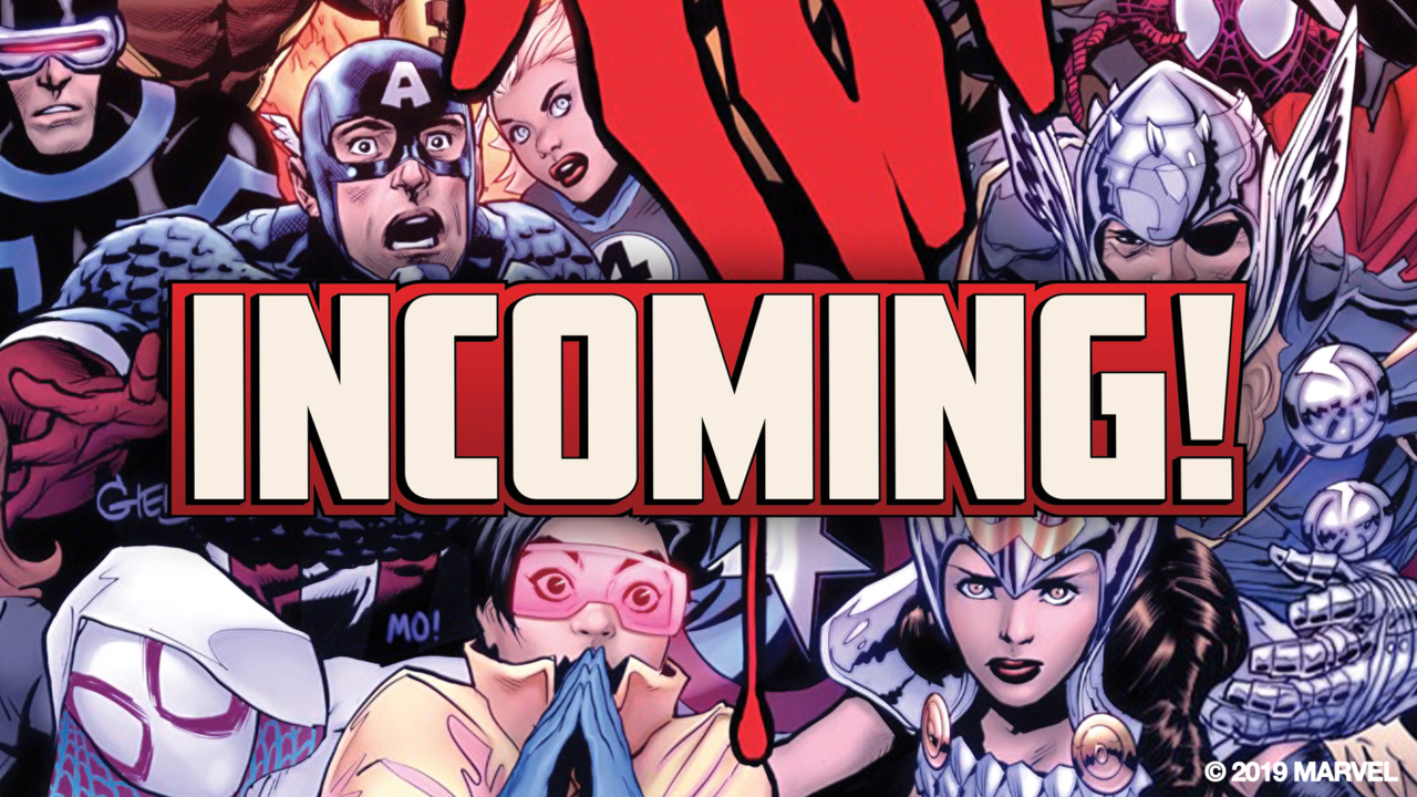 Exclusive Announcement: New Marvel Comics Coming This