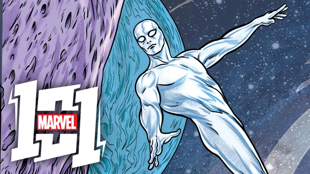 Silver Surfer Powers, Enemies, & History | Marvel