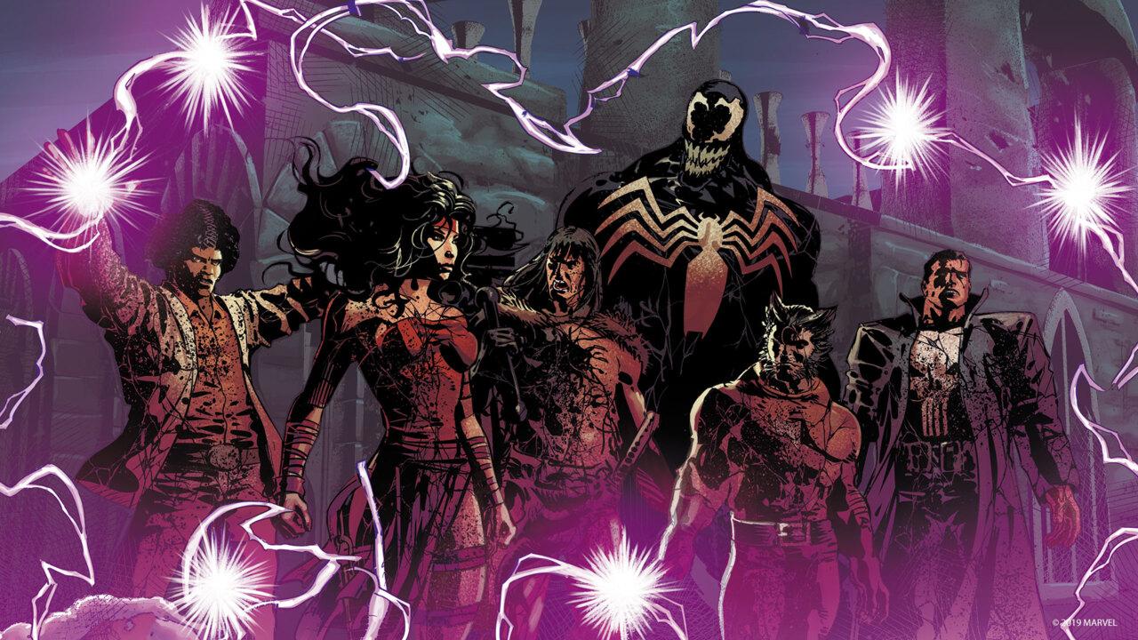 Marvel's The Pull List   Digital Series   Marvel