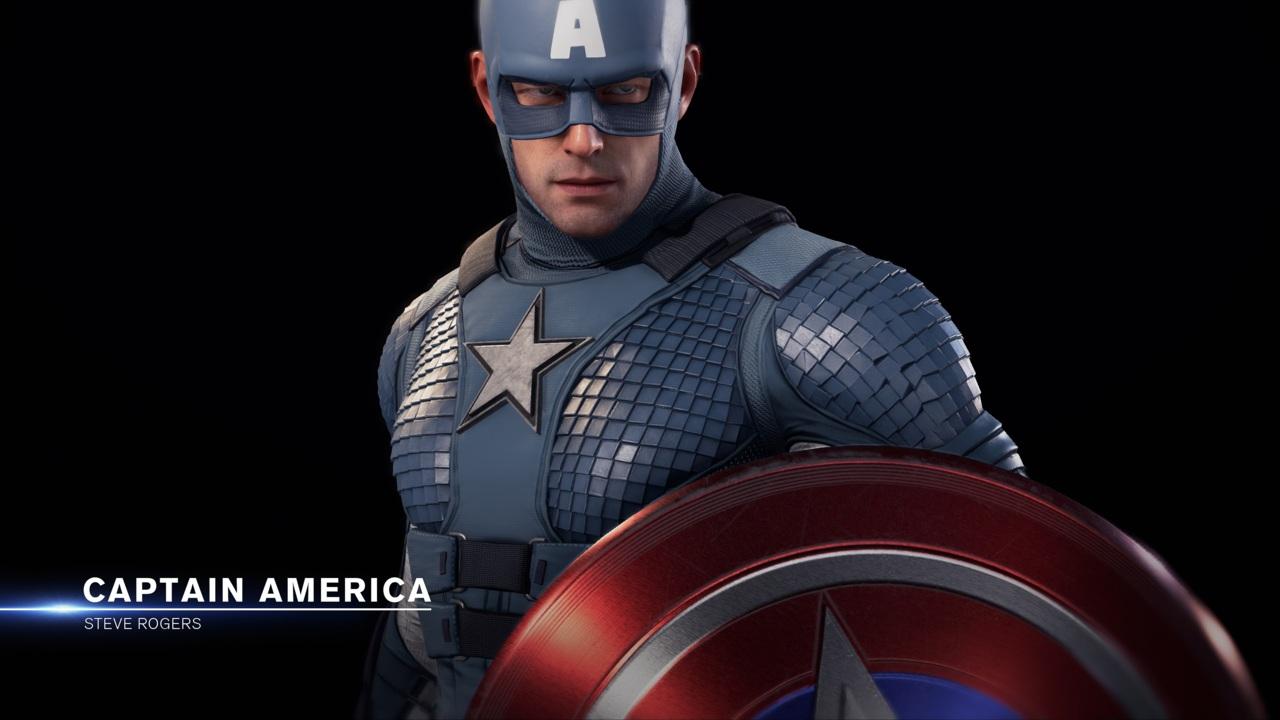 Marvel's Avengers' Character Outfit Spotlight: Captain