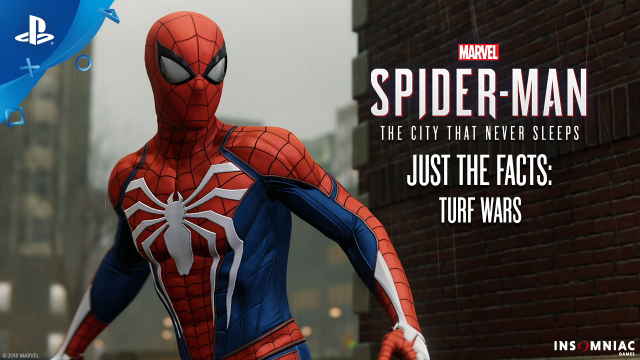 Spider-Man Game (2018, PS4 Video Game) | Trailer & Characters | Marvel