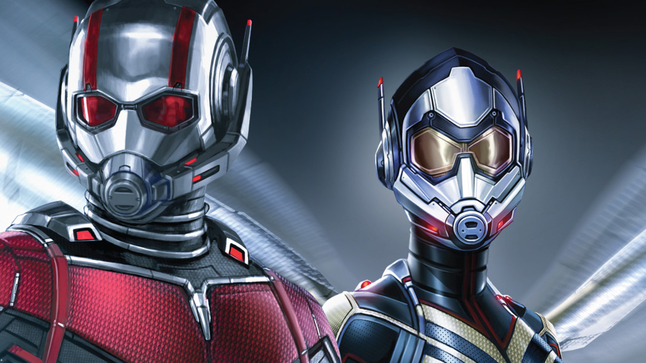 Ant-Man and the Wasp (2018) | Release Date, Cast, & Poster