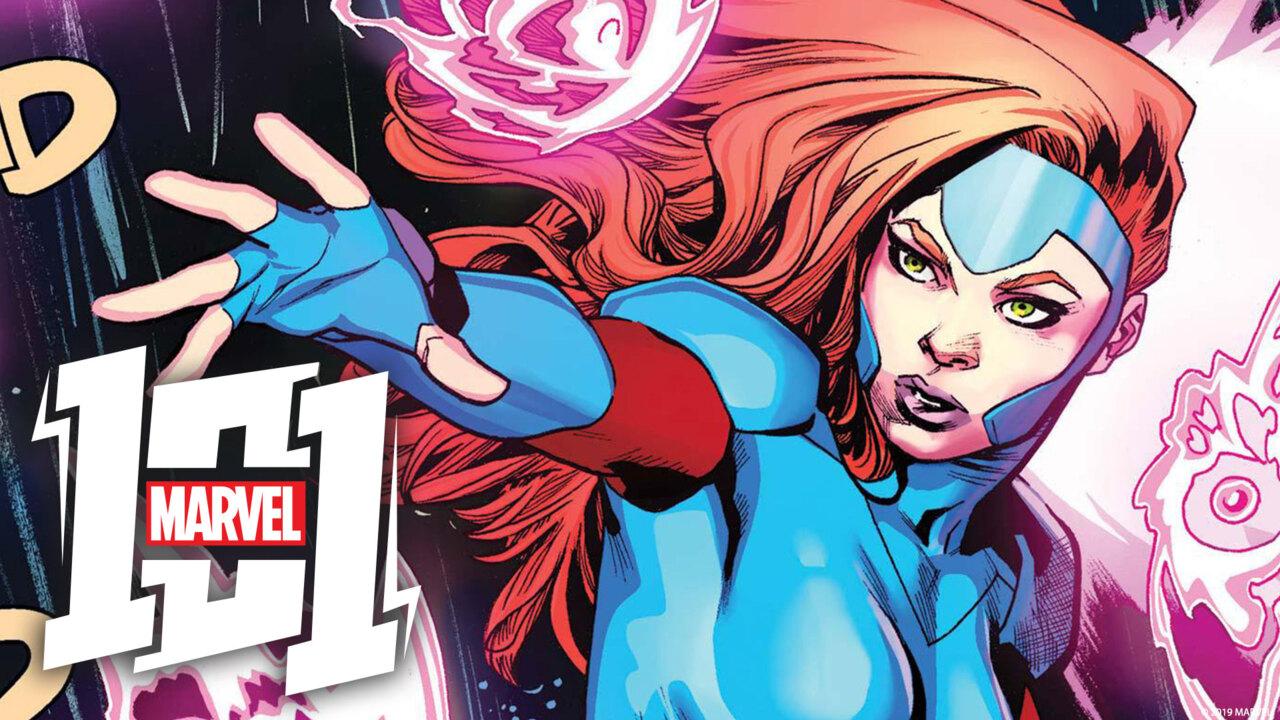 Phoenix (Jean Grey) Powers, Villains, History   Marvel