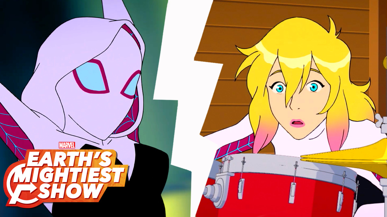 Ghost-Spider (Gwen Stacy) Powers, Villains, History | Marvel