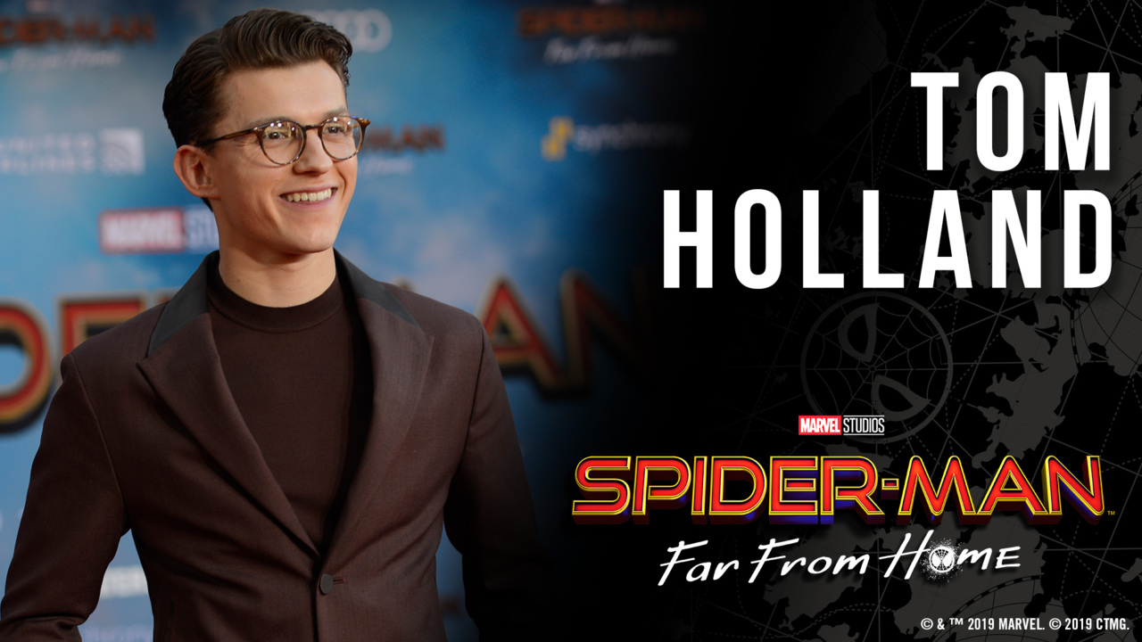 Spider-Man star Tom Holland avoids spoilers on the Spider-Man: Far