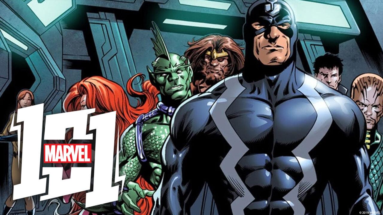 Explore the Marvel Universe   Marvel