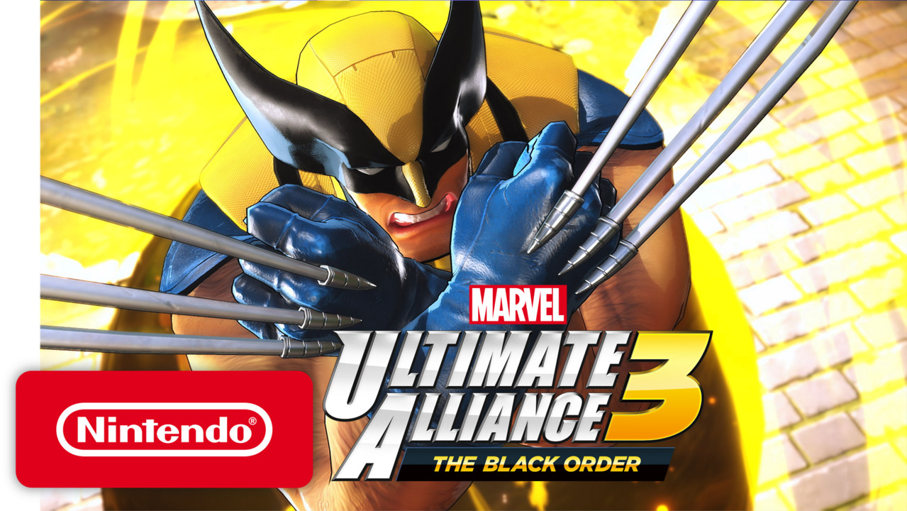 Marvel Ultimate Alliance 3: The Black Order Game (2019