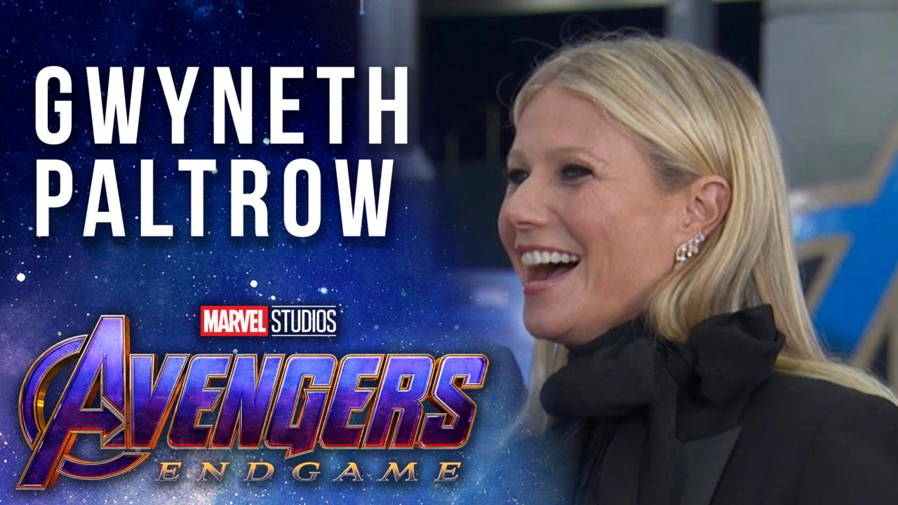 - Pepper Potts 24x36 Gwyneth Paltrow v17 Avengers: Endgame Movie Poster