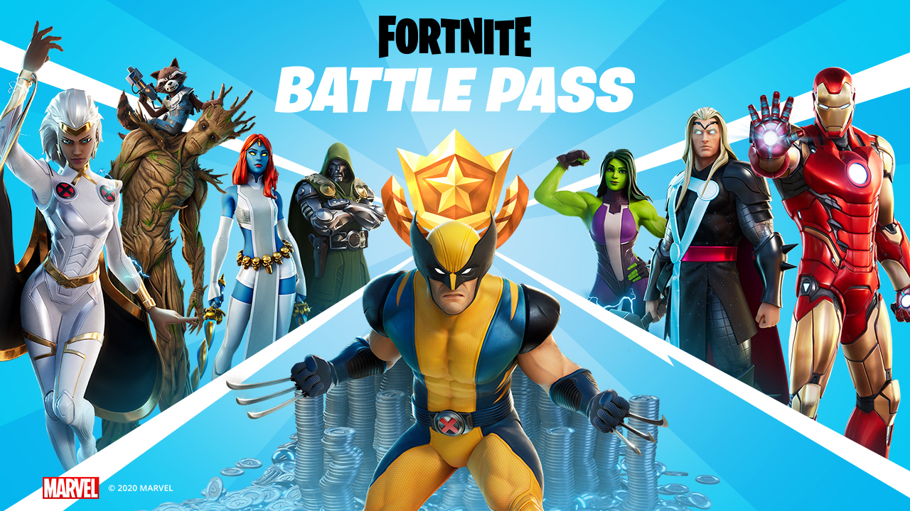 What Race Are The Fortnite Characters Marvel Heroes Arrive In Fortnite For Season 4 Marvel
