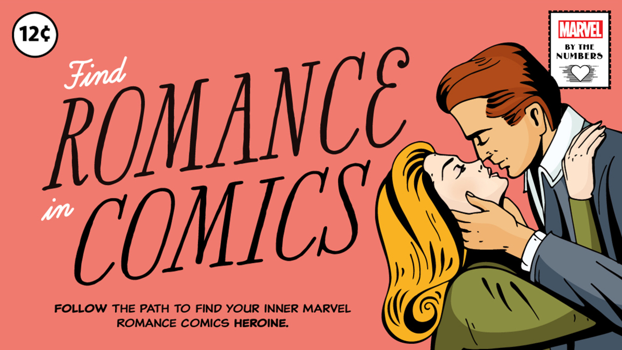 Marvel By the Numbers: Romance in Marvel Comics | News | Marvel