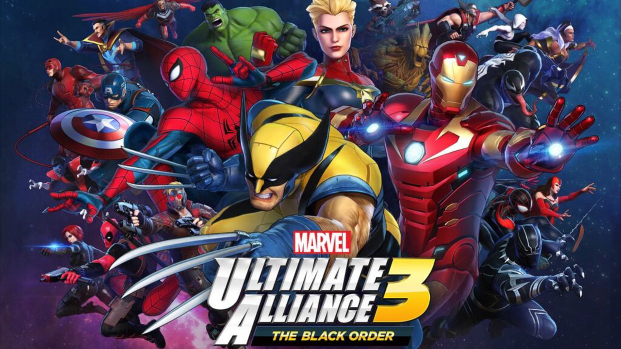 5 Tips to Get You Started with MARVEL ULTIMATE ALLIANCE 3: The Black