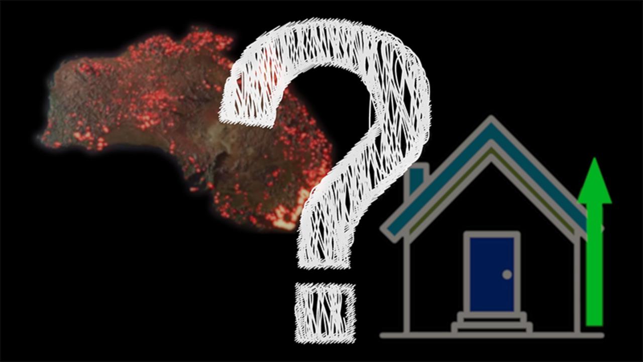 Пока Австралия горела, цены на недвижимость ... выросли? (перевод с elliottwave com)