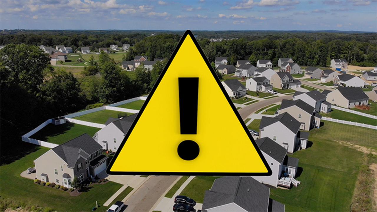 Тревожный знак для рынка недвижимости США (перевод с elliottwave com)