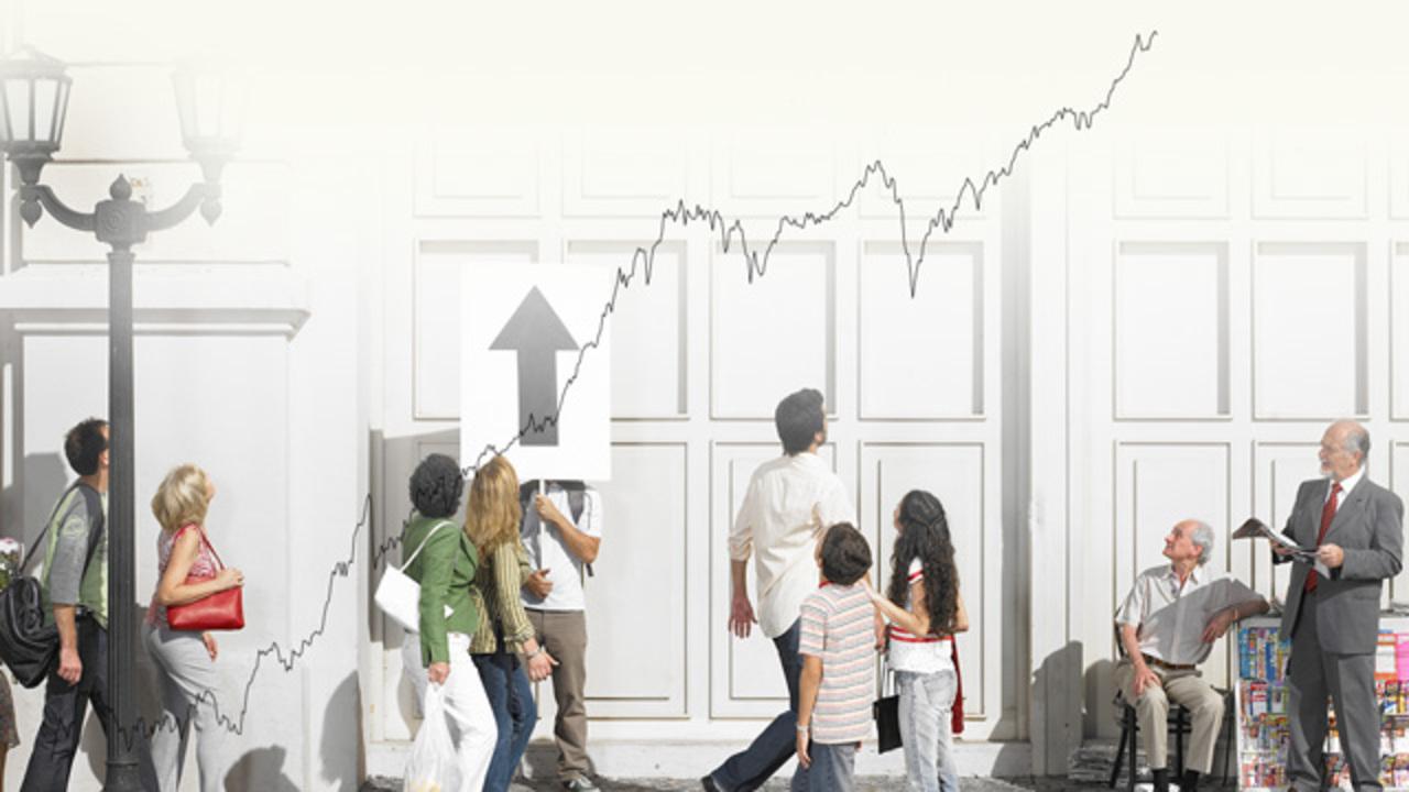 Одно ключевое измерение оценки фондового рынка выше, чем когда-либо (перевод с elliottwave com)