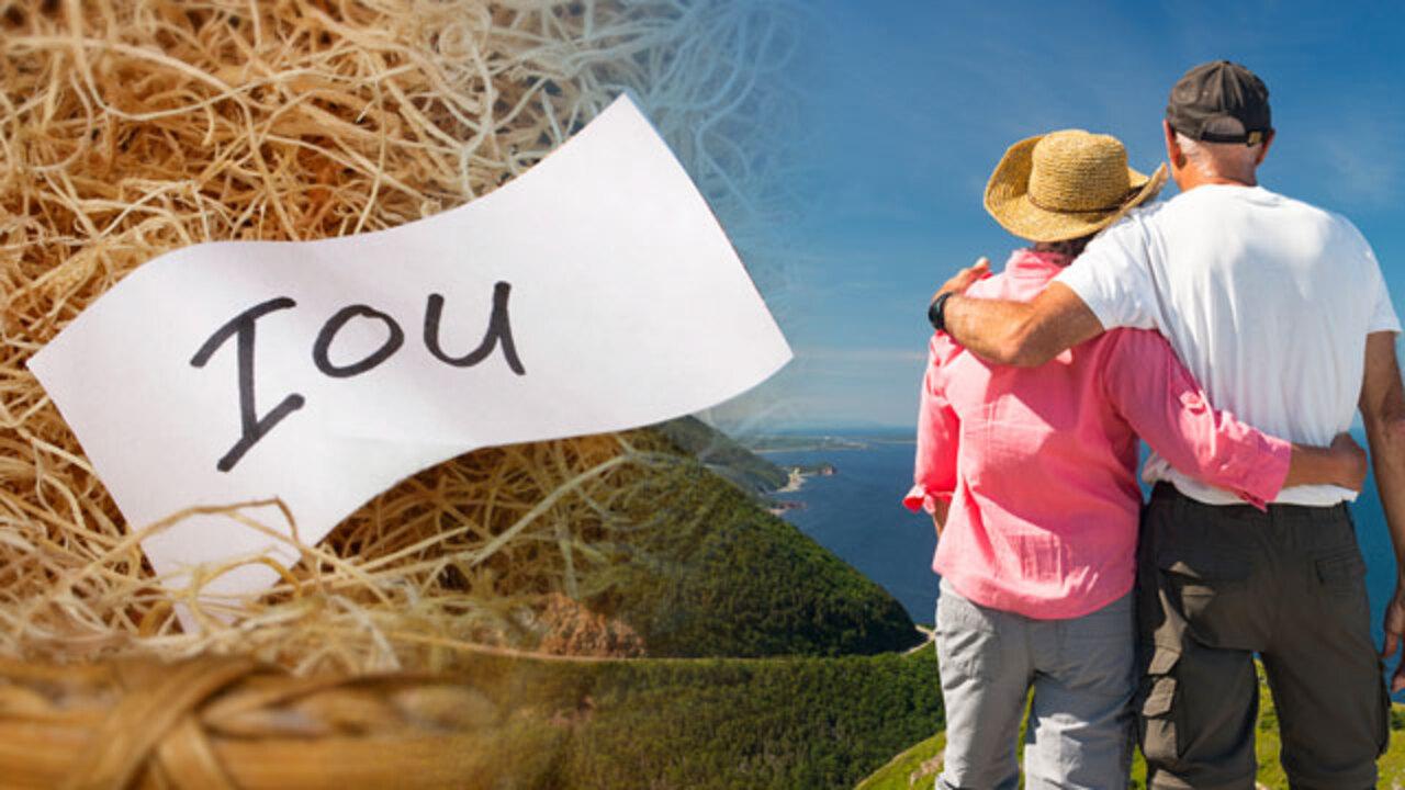 Мечтаете о «комфортной жизни» на государственную пенсию?