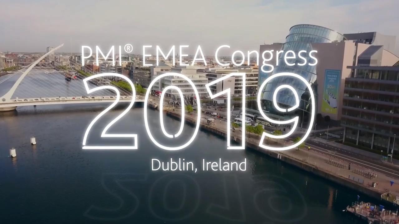 2019 PMI EMEA Congress   Project Management Conference
