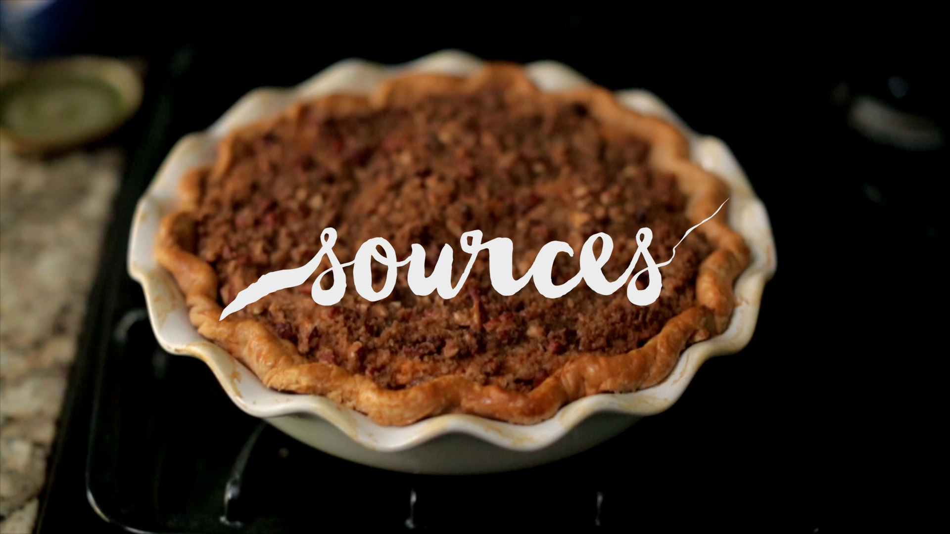 Sweet Potato Pie with Mary Catherine Curren | Sources