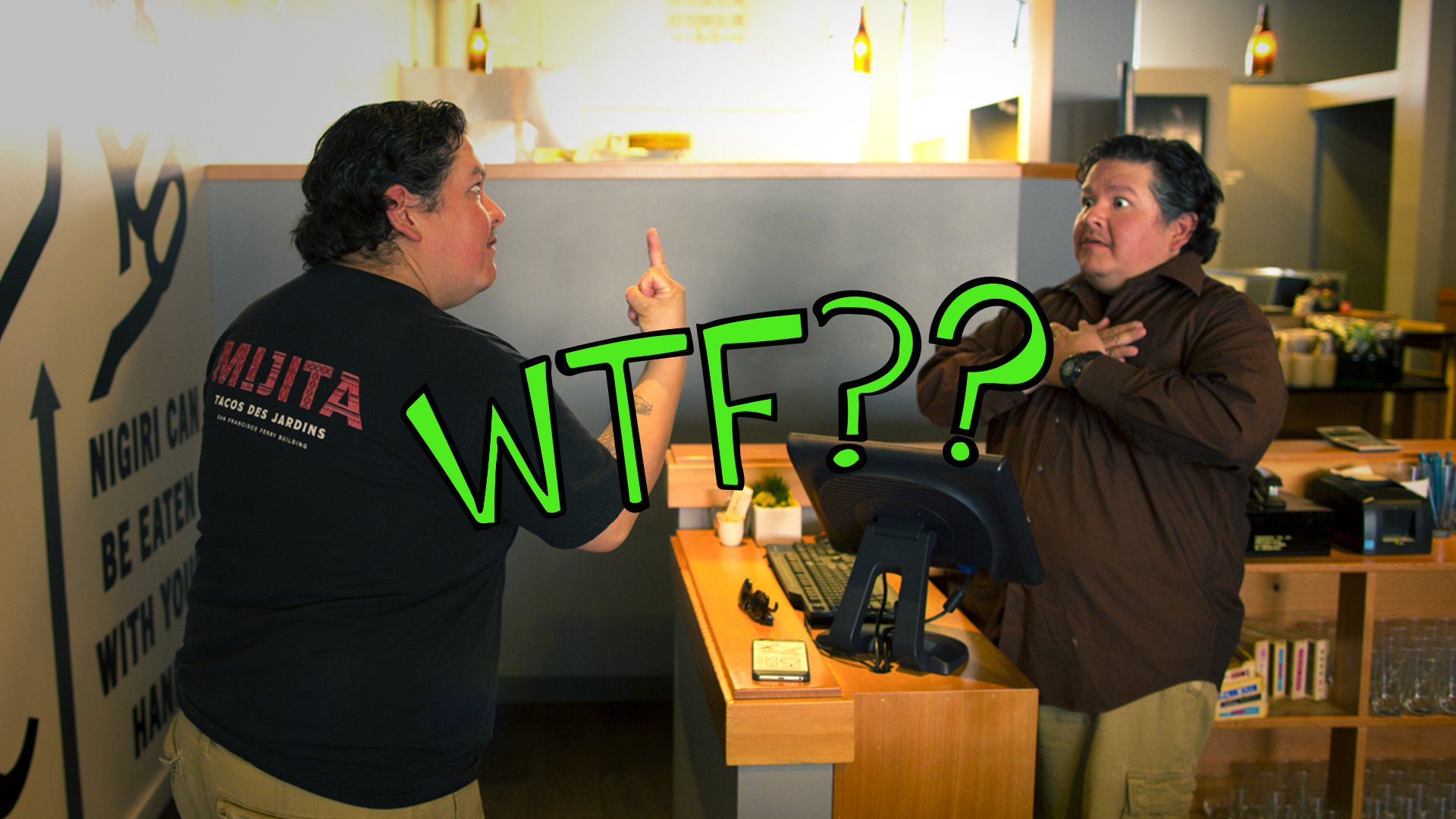 Don't Be A Dick To The Host | Chef Tim Archuleta | WTF Are You Doing?!