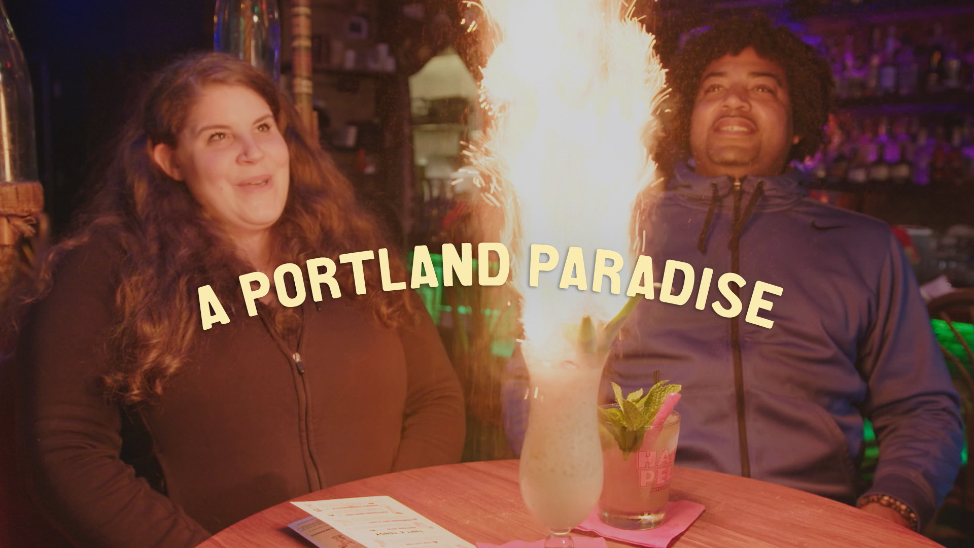 A Portland Paradise with Chefs Maya Lovelace and Stephen Jones