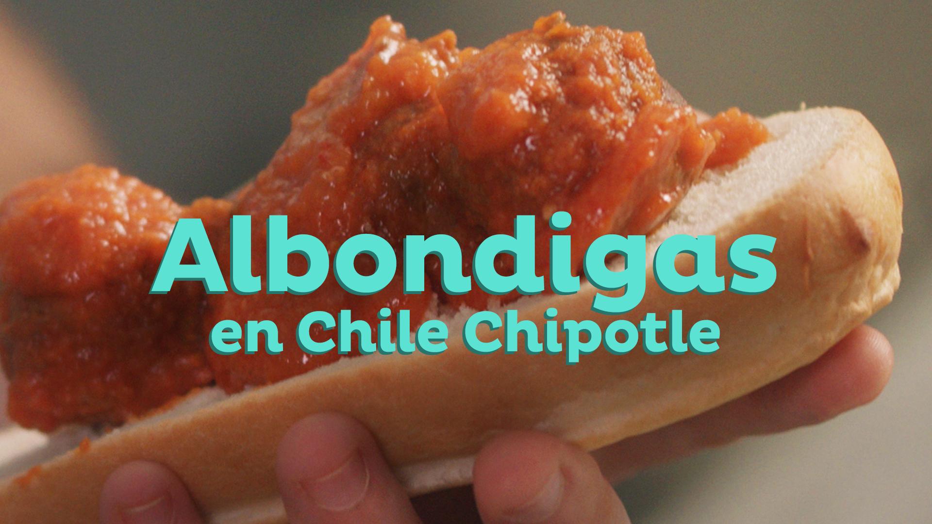 Legacy | Albondigas en Chile Chipotle