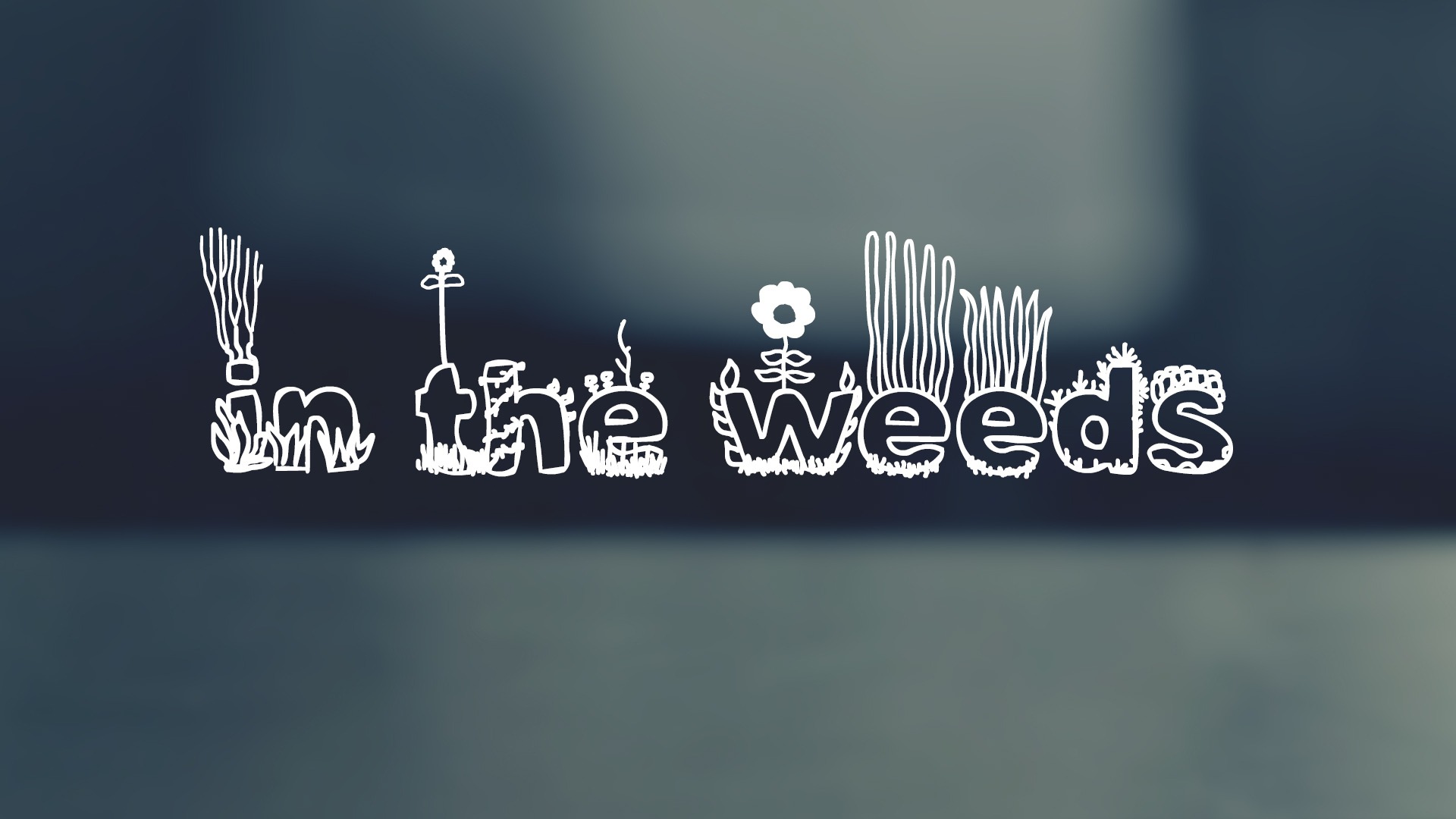 Chef Slang: In The Weeds