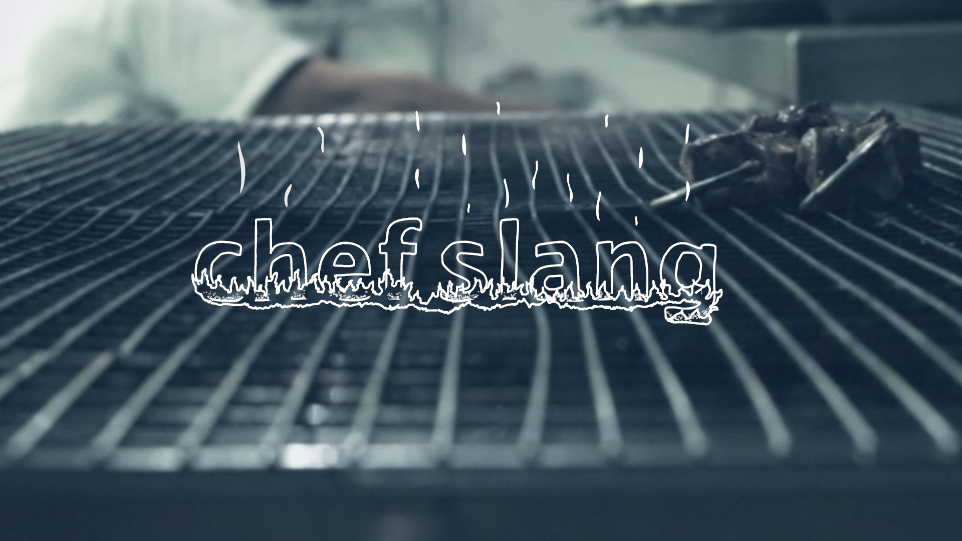 Chef Slang: Shoemaker