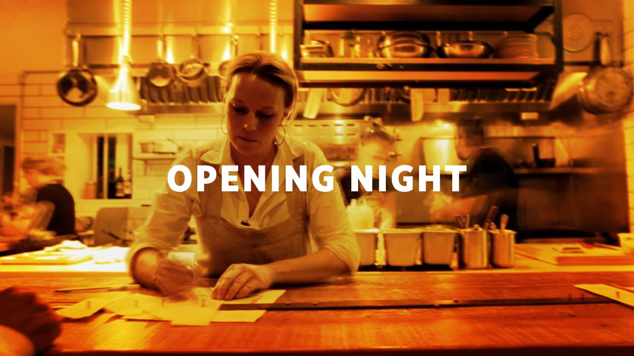 Opening Night: Octavia with Chef Melissa Perello
