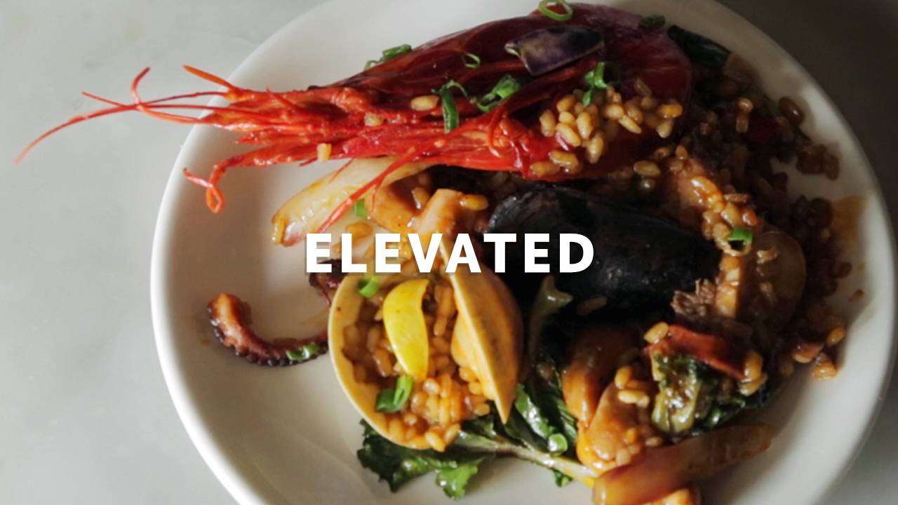 Punk to Paella with Chef Jamie Bissonnette | Elevated