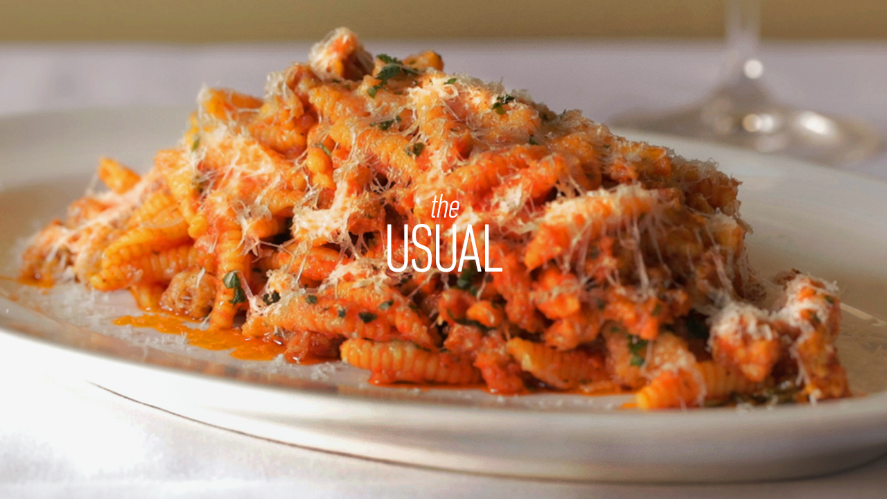 Chef Lizzie Binder's Favorite Pasta at La Ciccia | The Usual