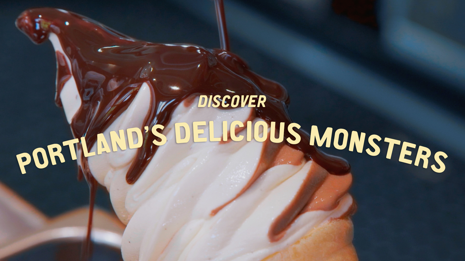 Discover Portland's Delicious Monsters with Chefs Erick Harcey and Gregory Gourdet