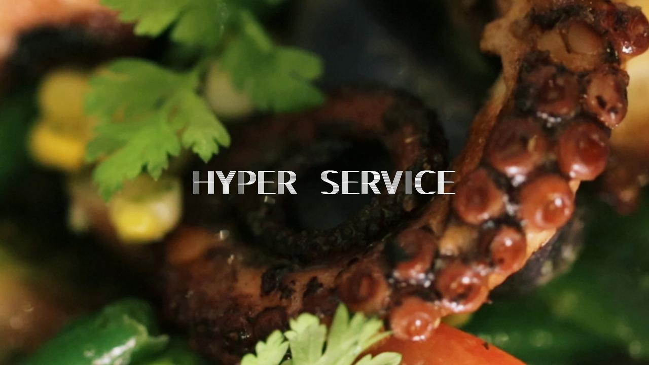 Octopuslapse at Uma Casa | Chef Telmo Faria