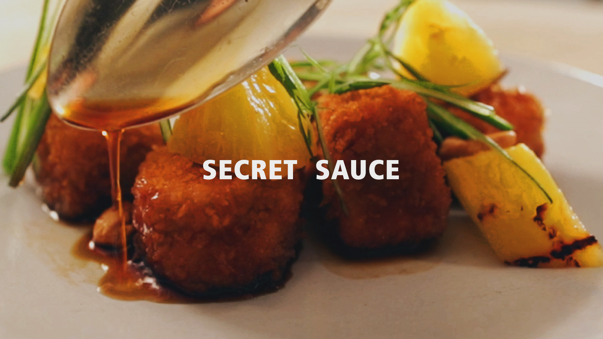 Teriyaki Sweetbreads with David Bazirgan | Secret Sauce