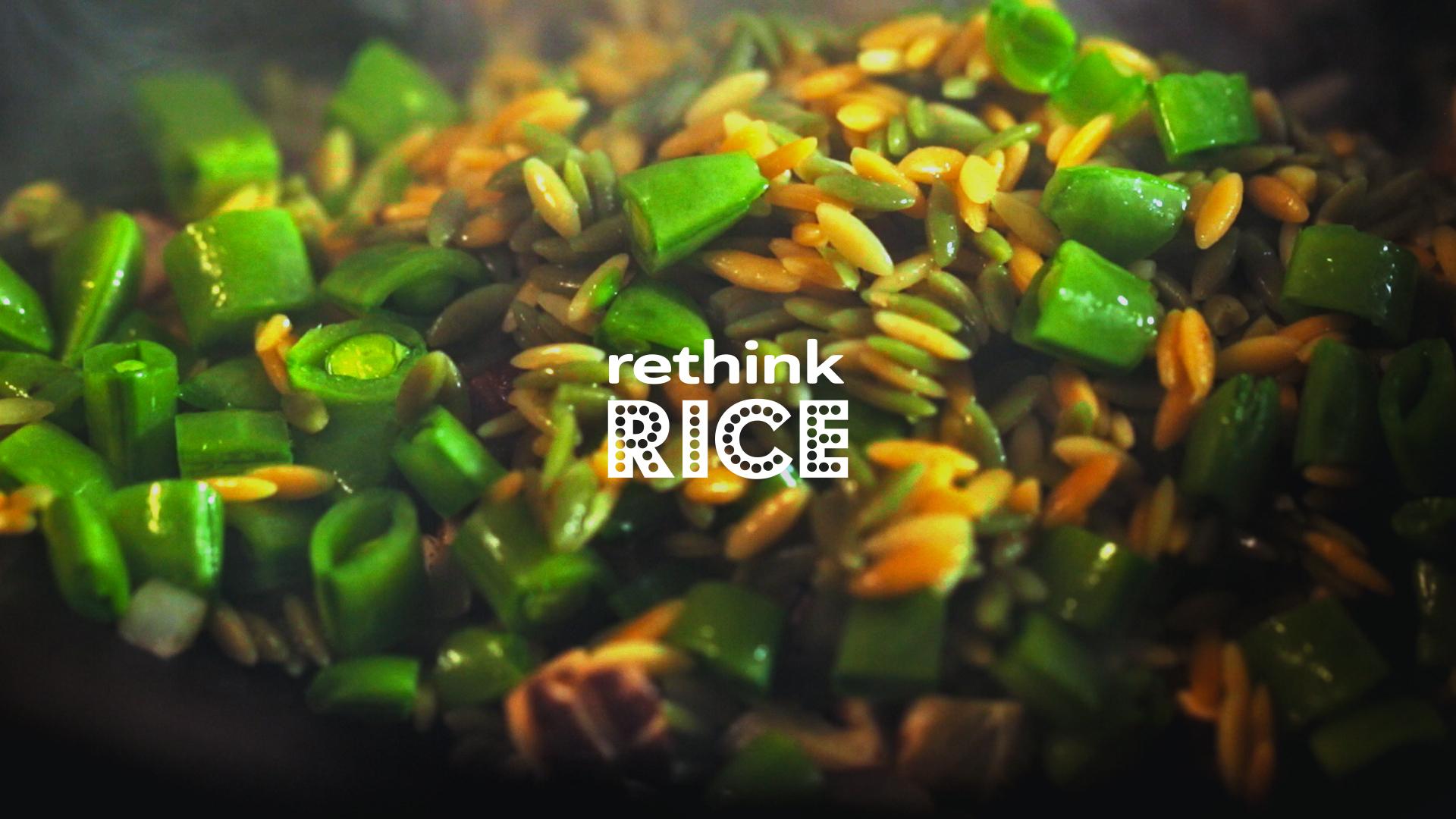 Orzo Carbonara Fried Rice with Chef Lon Symensma   Rethink Rice