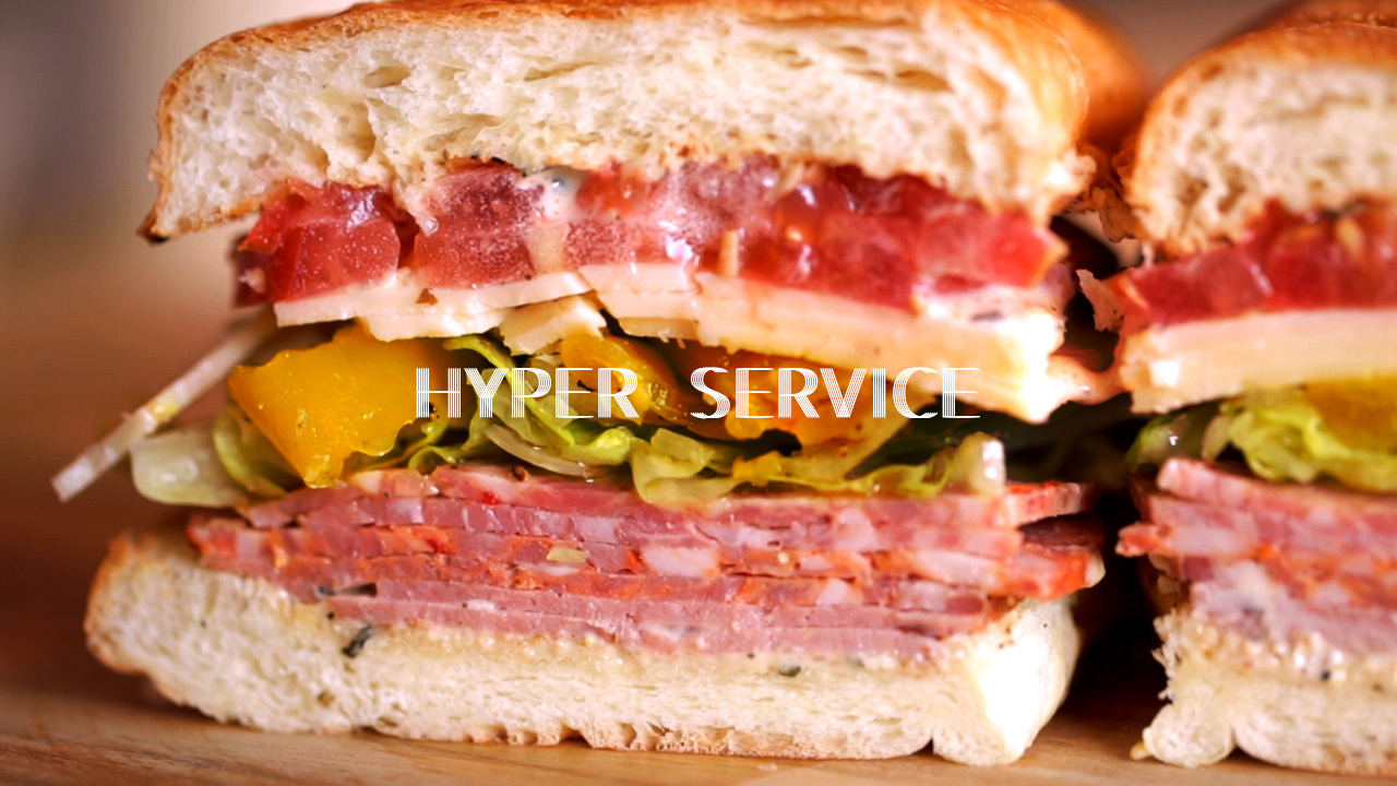 The Italian Sub at Artisan Meat Share is Like a Hug Made of Cold Cuts.