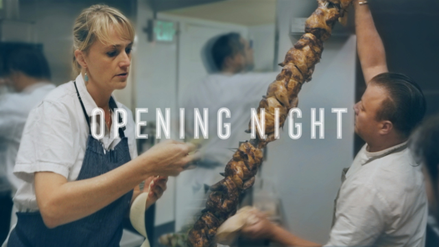 Opening Night at SF's RT Rotisserie