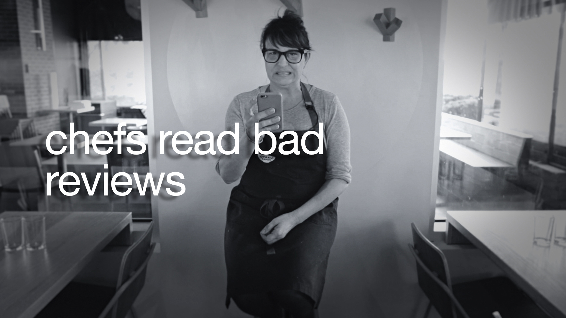 """An Oozing Pus Pool of Uber Hipsters and Man Buns."" 